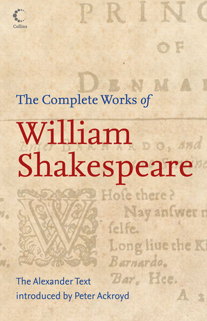 An overview of the complete works take on william shakespeare